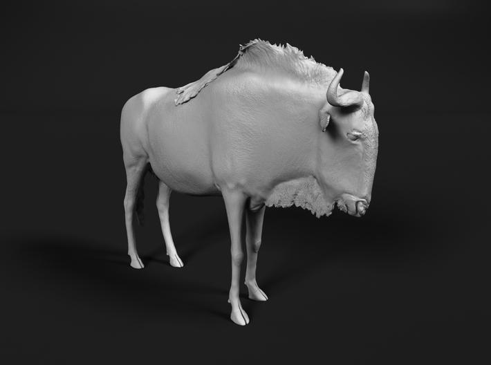 Blue Wildebeest 1:12 Standing Female 3d printed