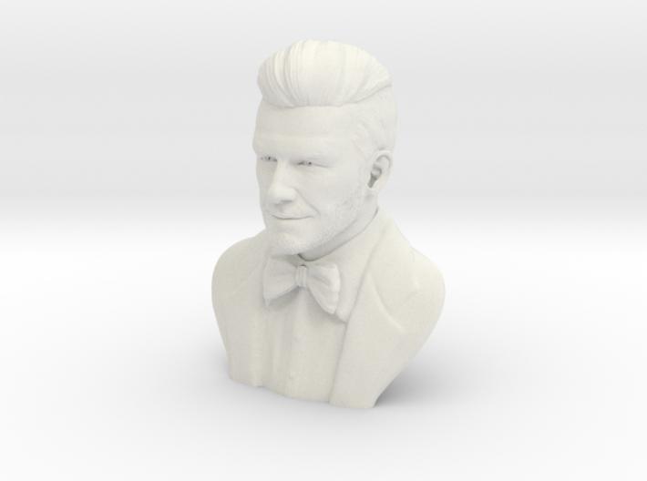 David Beckham 3d printed