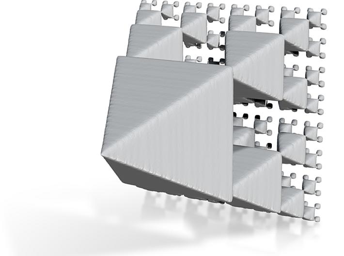 Metapyramid 3d printed