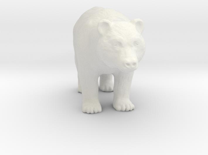 Printle Thing Bear - 1/87 3d printed