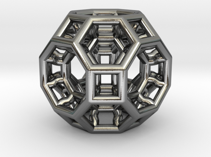 Pendant_468-Small 3d printed