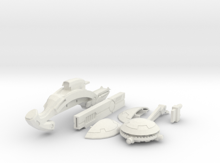 railbike, complete kit 3d printed