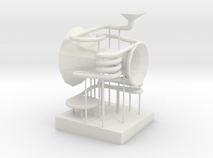 """BK-13: """"Wonderwheel"""" by SOFTlab 3d printed"""