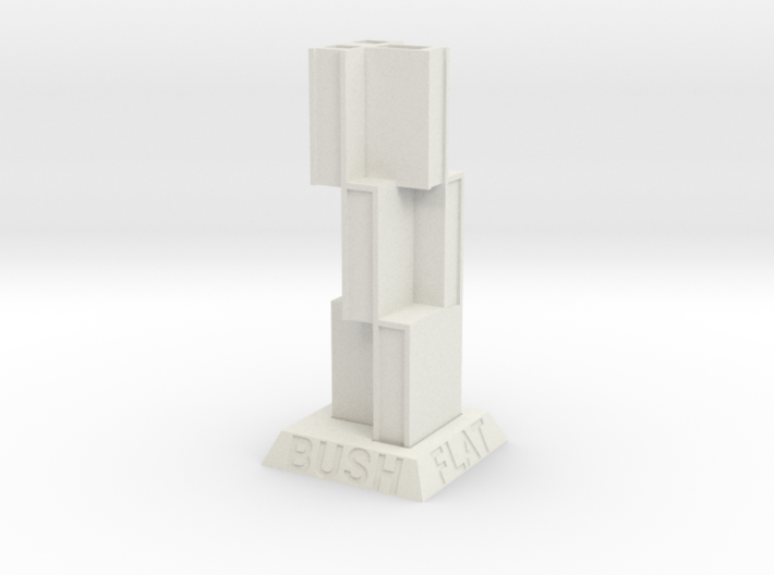 """BK-14: """"New Victorian"""" by Future Expansion 3d printed"""
