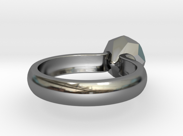 Prenup Ring 3d printed