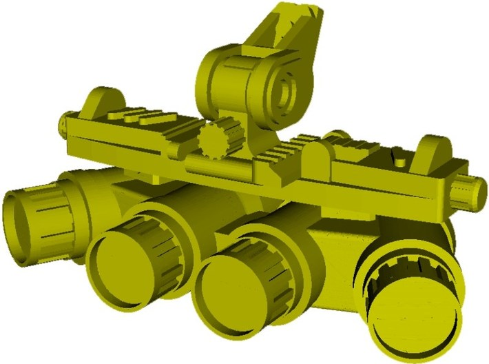 1/24 scale SOCOM NVG-18 night vision goggles x 1 3d printed