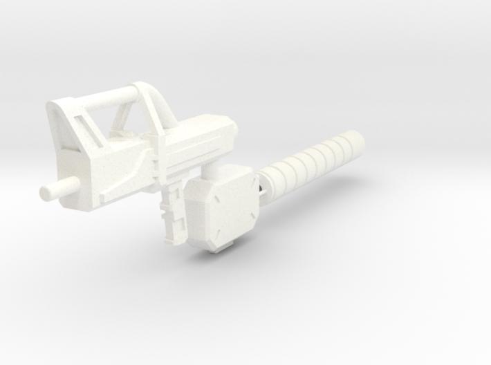 PROTOTYPE SpacegunonRunner 3d printed