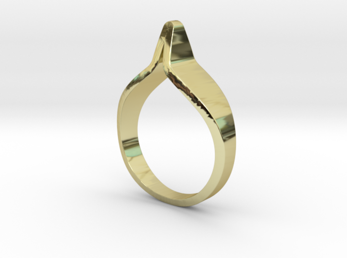 YOUNIVERSAL ZENITH Z.01, US size 7, ring d=17,3mm( 3d printed
