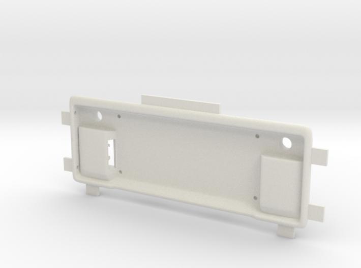 RCN067 Tailgate panel for Toyota 4runner PL 3d printed