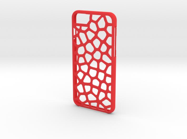 Iphone 6 leopard case 3d printed