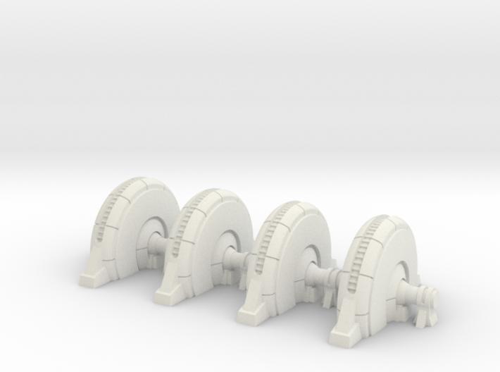 Shield Generator - Hoth  3d printed