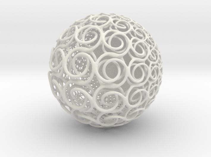 ks Sphere 3d printed