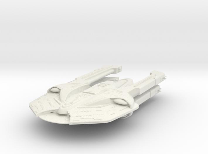 Windray class Refit HvyCruiser 3d printed