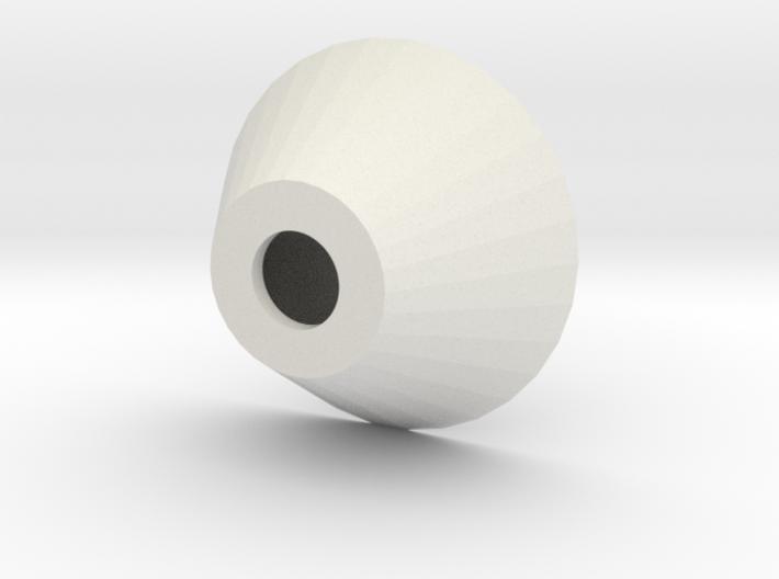LED Diffuser 3d printed
