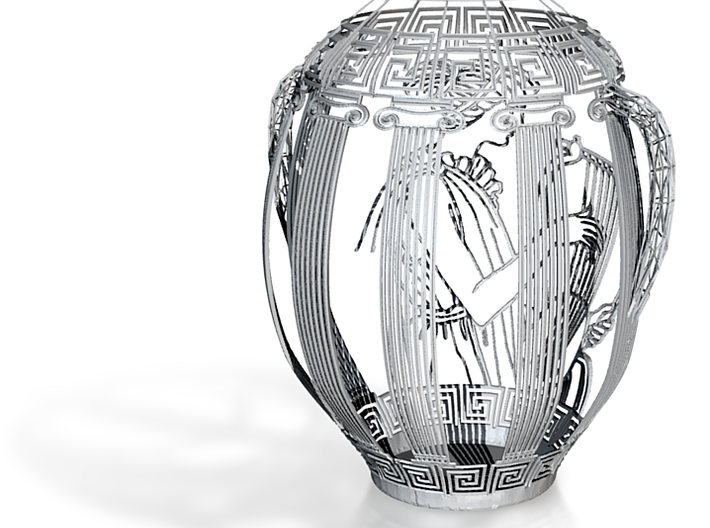 Vase 099 3d printed