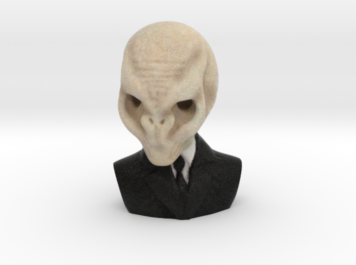 The Silence, Doctor Who 3d printed