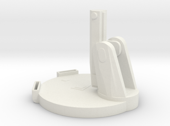 1/96 Scale Mk 13 Missile Launcher 3d printed