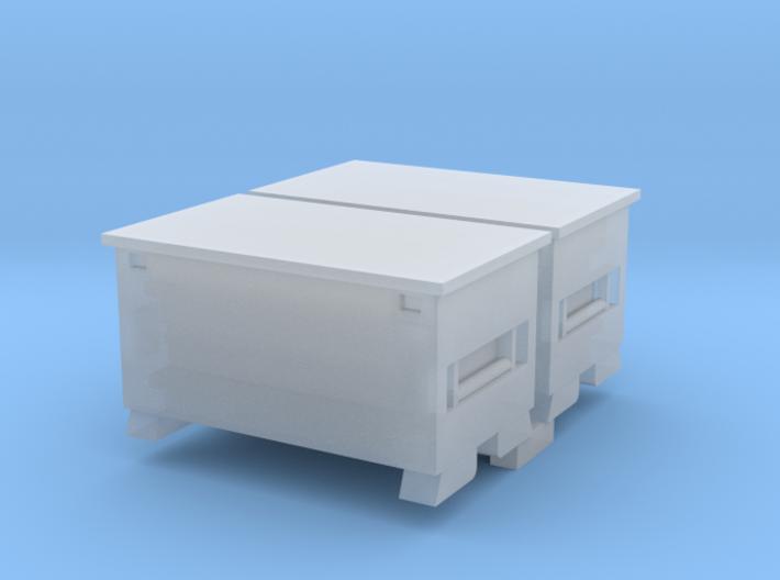 Rigid 32 R 2Pack 1-64 Scale 3d printed