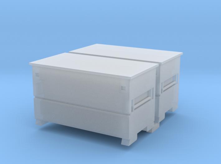 Rigid 48 R 2Pack 1-64 Scale 3d printed