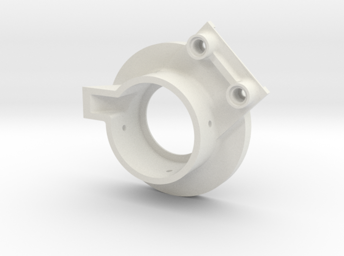 rampage_encoder_mount_left_front 3d printed
