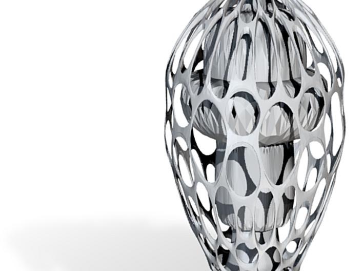 Vase 340w 3d printed