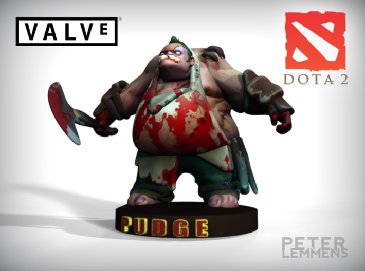 Pudge #Valve 3d printed