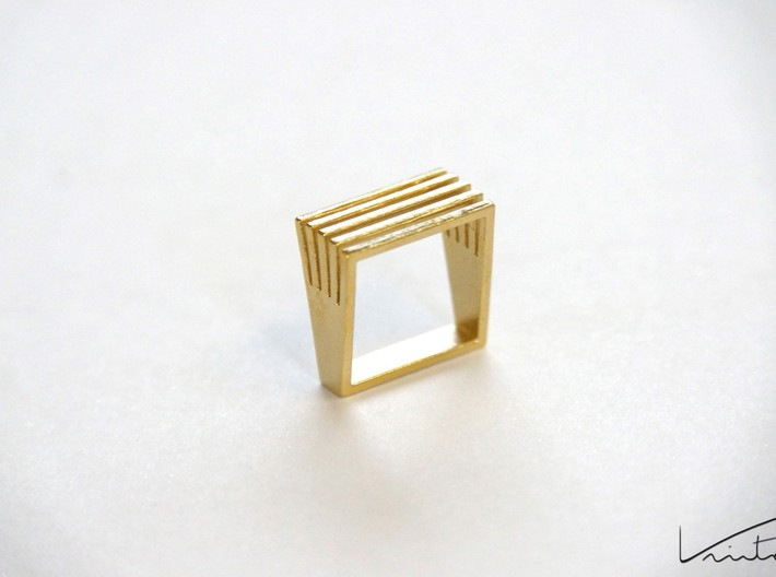 Square Array 3d printed
