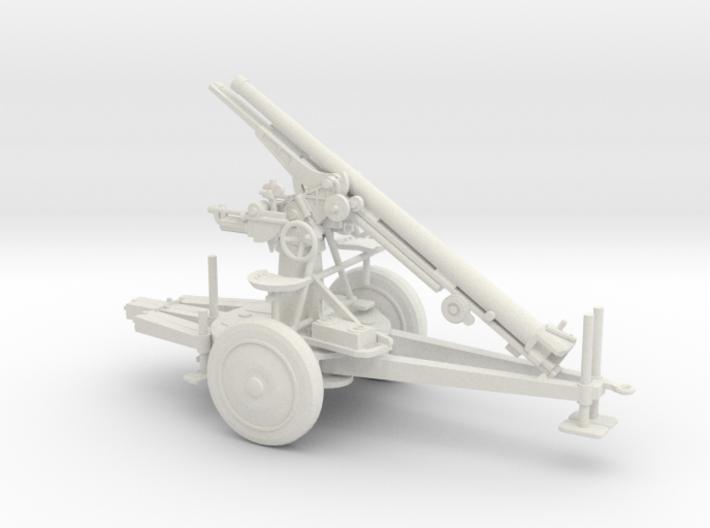 1/48 IJA Type 88 75mm towed 3d printed