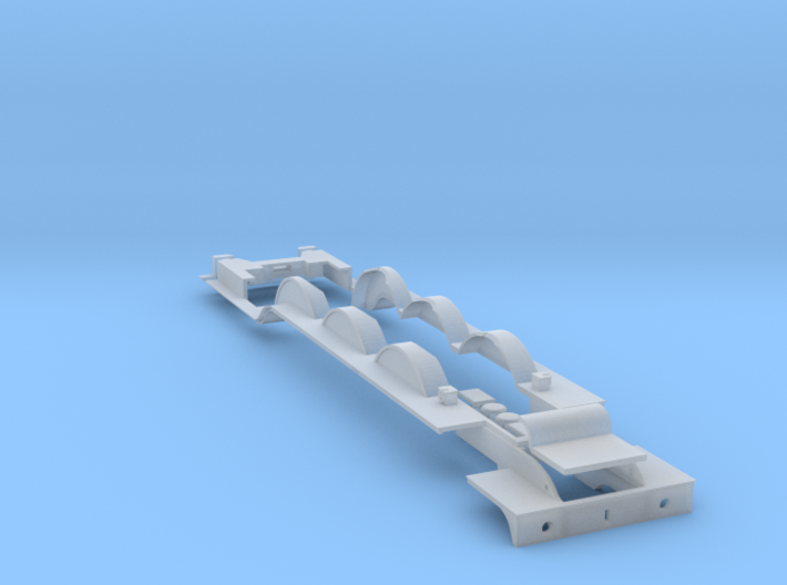 A0 1915 - LOW Running Plate - FUD 3d printed