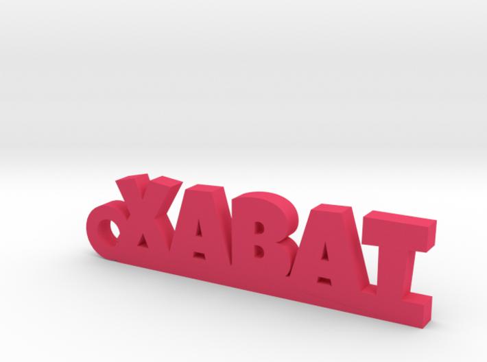 XABAT_keychain_Lucky 3d printed