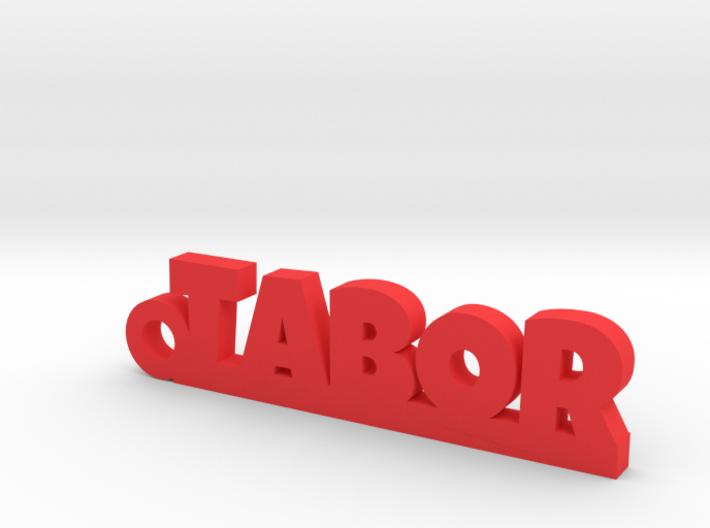 TABOR_keychain_Lucky 3d printed
