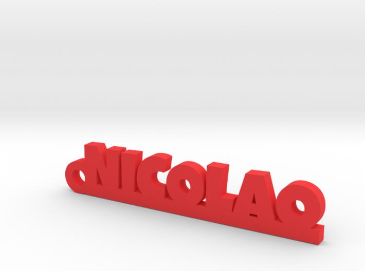 NICOLAO_keychain_Lucky 3d printed