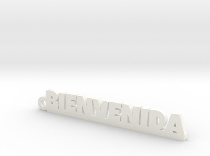 BIENVENIDA_keychain_Lucky 3d printed