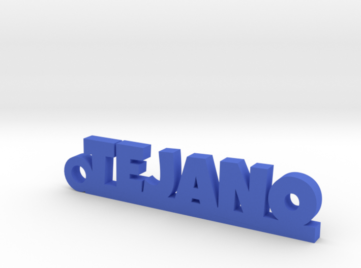 TEJANO_keychain_Lucky 3d printed