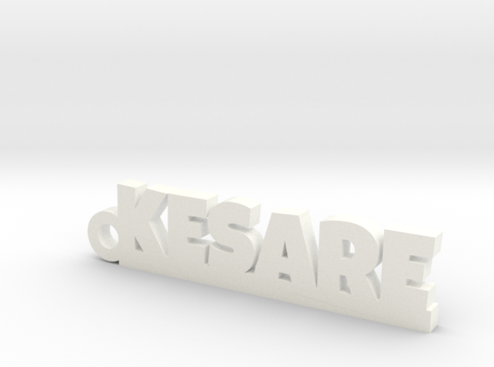 KESARE_keychain_Lucky 3d printed
