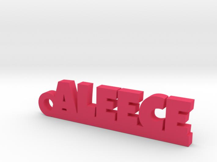 ALEECE_keychain_Lucky 3d printed