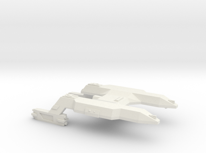 3788 Scale Lyran Panther Light Cruiser (CL) CVN 3d printed