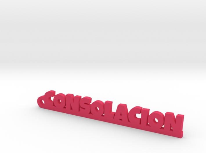 CONSOLACION_keychain_Lucky 3d printed