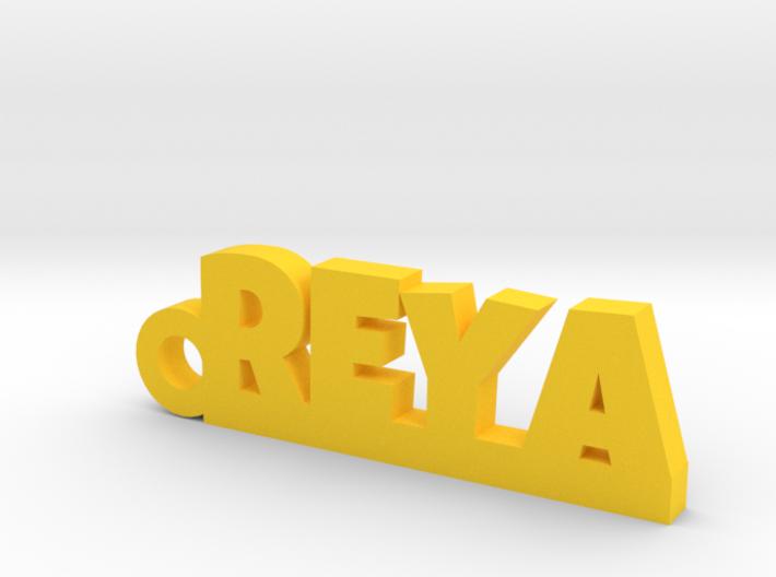 REYA_keychain_Lucky 3d printed