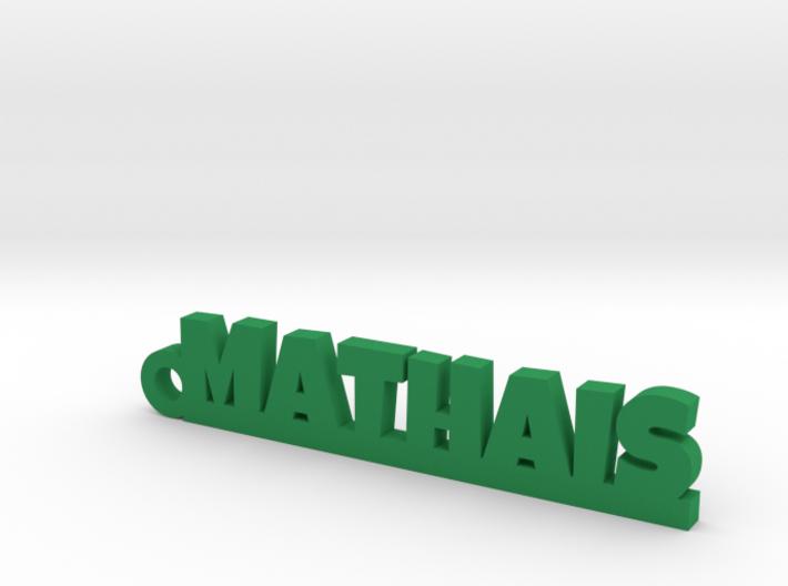 MATHAIS_keychain_Lucky 3d printed
