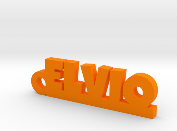 ELVIO_keychain_Lucky 3d printed