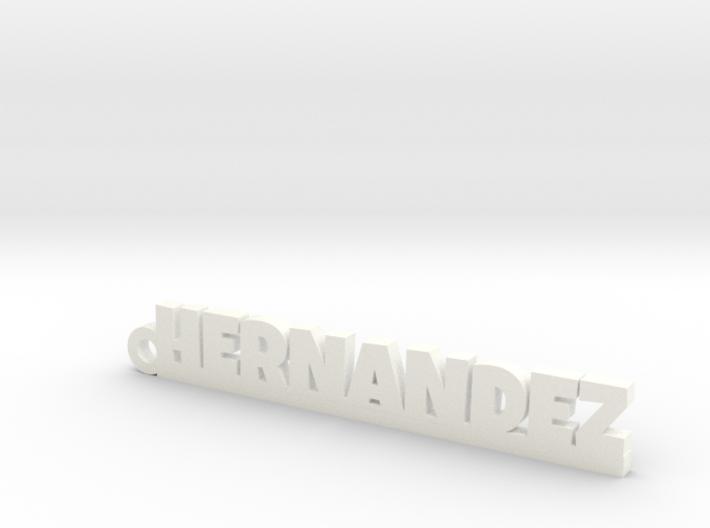 HERNANDEZ_keychain_Lucky 3d printed