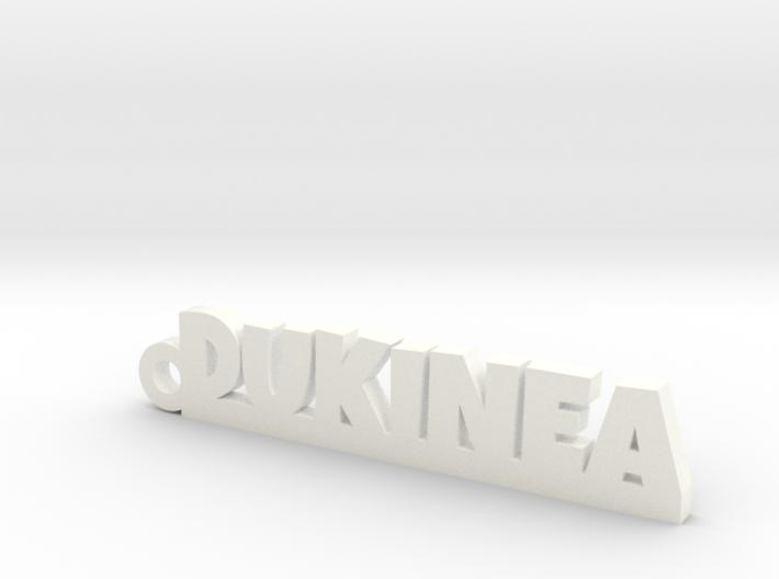 DUKINEA_keychain_Lucky 3d printed
