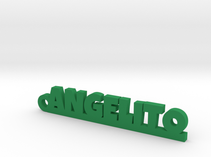 ANGELITO_keychain_Lucky 3d printed