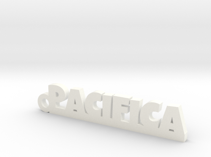 PACIFICA_keychain_Lucky 3d printed