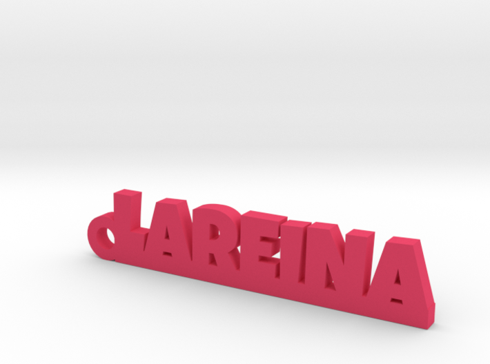 LAREINA_keychain_Lucky 3d printed