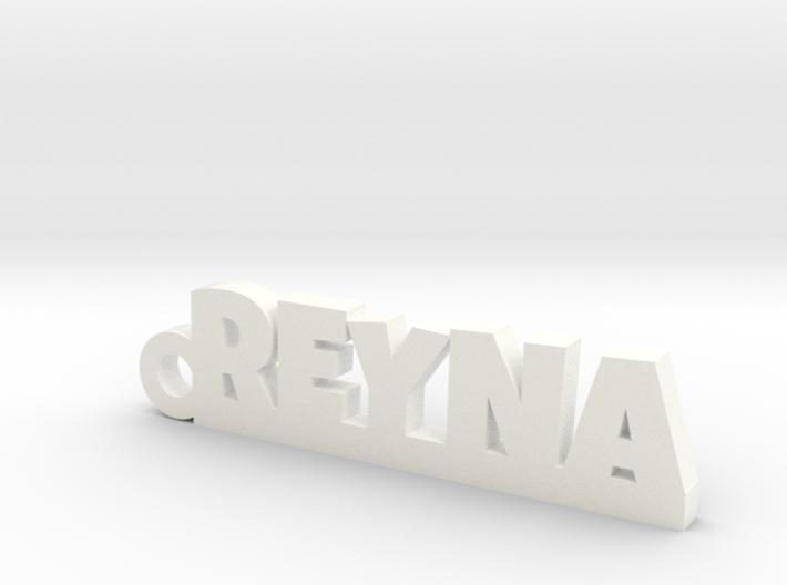 REYNA_keychain_Lucky 3d printed