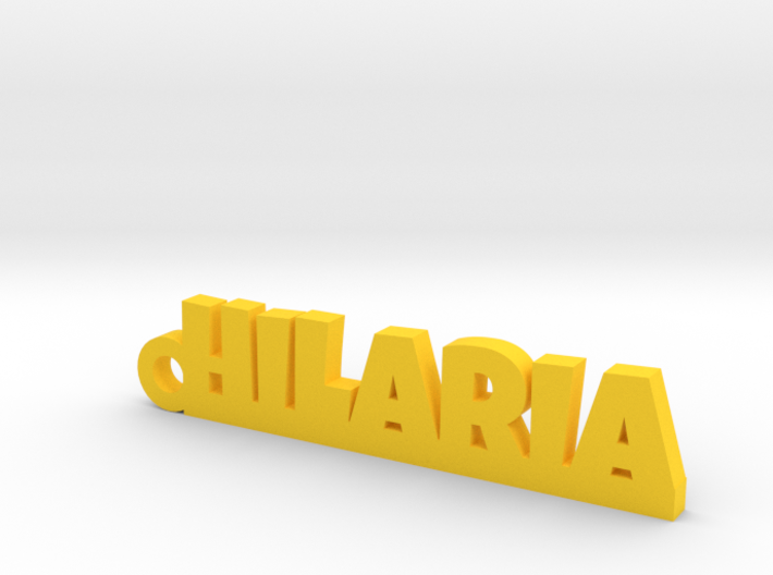 HILARIA_keychain_Lucky 3d printed