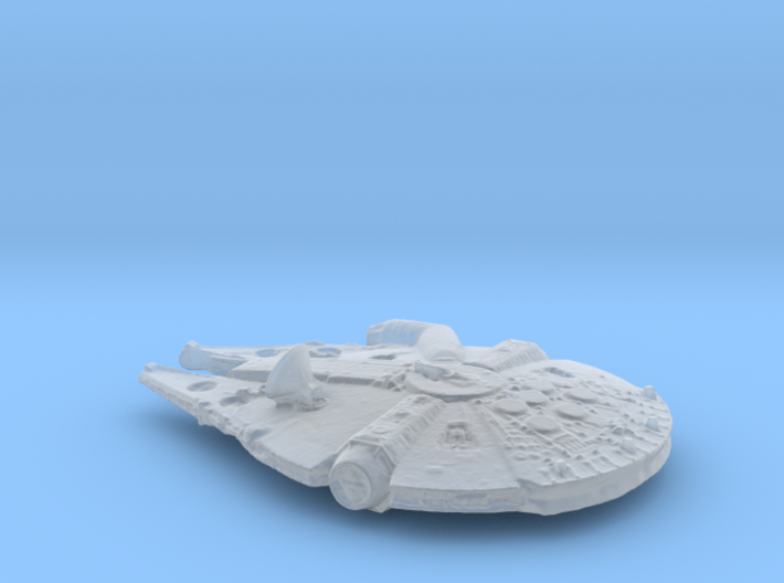 Custom part 1/1000 scale 3d printed