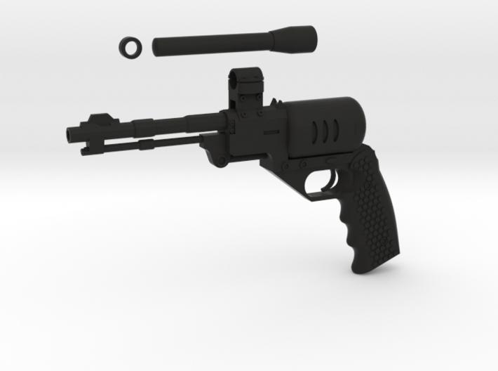 DE-10C 3d printed